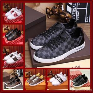 18ss Designer Name Marke Mann Freizeitschuhe Flache Kanye West Mode Runzlig Leder Schnürschuhe Low Cut Trainer Runaway Arena Schuhe