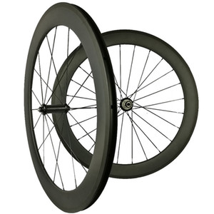 NGT Road Bike Carbon Wheelset Copertoncino Tubolare o Tubeless Ready Powerway R36 Mozzo 24mm 30mm 35mm 38mm 45mm 50mm 55mm 60mm 75mm 88mm