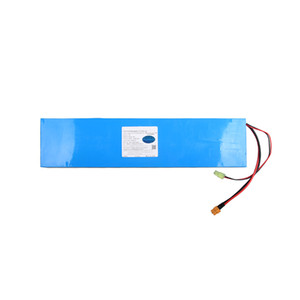 Batterie au lithium 13S4P 48v 12ah avec le dessus INR18650 MH1 à l'intérieur du paquet de batterie électrique de scooter 48v à vendre