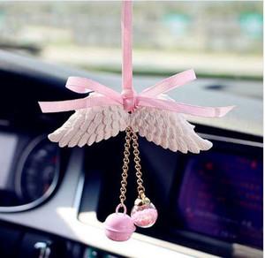 Car Pendant Hanging Wings Car Interior Ornaments Decorazione Retrovisore Accessori per auto Ornament