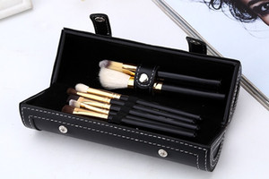 Neue Marken M Fassverpackung Make-up-Pinsel-Kit MAKEUP Marken 9-teiliges Pinselset mit Spiegel gegen Meerjungfrau