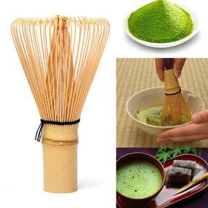 Bambú natural Chasen Matcha Whisk que se prepara para la herramienta del cepillo del té verde Chasen del cepillo para Matcha Nuevo
