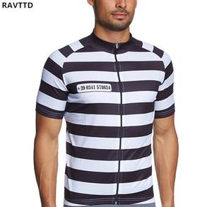 2019 Prisoner Cyclist Cycling Jersey Sports Summer Men Bike Wear Ciclismo Camicie Pro Abbigliamento da ciclismo