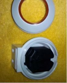 믹스 방수 ip67 t8 56pcs + t12 30pcs + DHL 배송 램프 홀더 수족관에 대 한 @ 램프 자료, led 조명 튜브 등