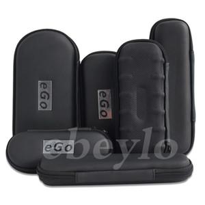 Nuevo Ego cremallera caja cigarrillo electrónico cremallera E Cig Cases para Ego Evod CE4 CE5 MT3 Protank Starter Kit calidad superior 9 diseños