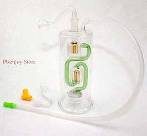 Glas Dab Rigs Glas Ölbrenner Glas Shisha-Pfeife Bong Handfertigkeit Kunst Huka Freeship Großhandel