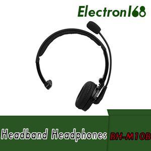 Superior venta Mono BH-M10B Auriculares Auriculares Bluetooth Inalámbricos de Varios Puntos con Micrófono para Conductor de Camiones PS3 PC