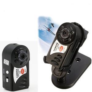 مصغرة المحمولة كاميرا واي فاي كاميرا IP للرؤية الليلية سوبر ميني DV الأمن كاميرا فيديو مسجل الأمن ل IOS / الروبوت PC عرض البعيد Q7