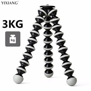 Atacado grande polvo flexível tripé gorillapod para câmera digital dv canon nikon telefone móvel