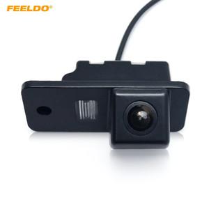 FEELDO автомобильная камера заднего вида CMOS парковочная камера для Audi A3 A4 A6 A8 Q5 Q7 A6L резервная камера #1067