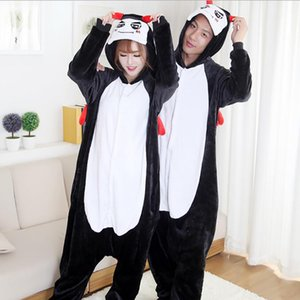 Hot Sale Men's Novelty Full Sleeve Character Sexy Male Pajamas Hooded Polyester Pajama Sets Mens Sleepwear Mens Adult Onesie