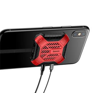 Baseus téléphone portable Cooler Nouveaux cas Creative Mini-jeu avec audio Câble adaptateur pour Charging Iphone Xr Xs Max