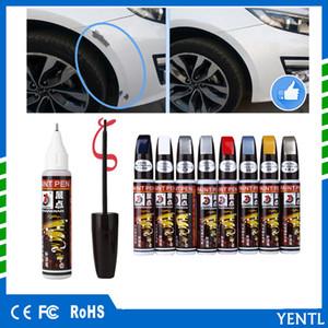 Profesional Auto Auto Coat Scratch Claro Reparación Pintura Pluma Touch Up Impermeable Removedor Aplicador Herramienta Práctica 40-50 veces No Tóxico