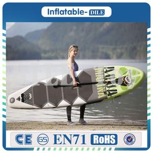 più nuovo 300 * 75 * 15 cm 15 piedi prosperano con pedale gonfiabile stand up paddle board tavola da surf tavola da surf in vendita