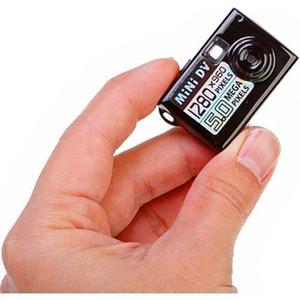 Самая маленькая мини камера HD 1280x960 мини DVR DVR PC Webcam цифровая видеокамера 5.0MP черный с розничной коробкой 25 шт.