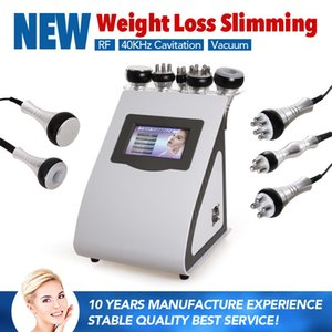 NUOVO HOT 40 K cavitazione della liposuzione ad ultrasuoni macchina sottile tripolare macchina bipolare bipolare a vuoto seipolare RF + diodo laser lipo dimagrante