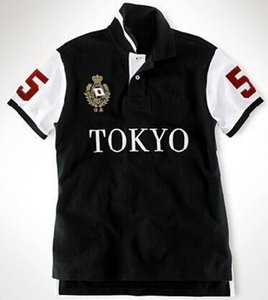 EXPRESS ESTATE Big Horse Horse T-shirt da uomo in cotone Berlino Milano New York Tokyo Paris Roma Londra Dubai T-shirt City Teok Tees