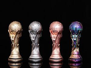 2018 Creative Coupe Du Monde main spinner football spinner doigt football fidget spinner alliage football coupe du monde souvenir cadeau