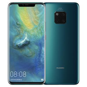 Cellulare originale Huawei Mate 20 Pro 4G LTE 8 GB di RAM 256 GB ROM Kirin 980 Octa Core 40.0 MP 6,39 pollici Schermo intero IP68 OTG NFC Cell Phone