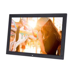 10 inç Dijital Fotoğraf Çerçevesi Resim HD 1024x600 Dijital Çerçeve Hareket Sensörü Fotoğraf Alarm Masaüstü Müzik ile Film Denetleyici