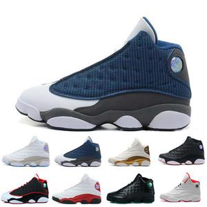 Barato 13 13s zapatos de baloncesto para hombre Hyper Royal Flints Chicago DMP Defining Moments sneakers zapatillas deportivas zapatillas para hombre diseñador