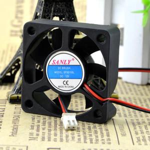 Для SANLY 5015 SF5015SL 12 В 0.06A увлажнитель выделенный вентилятор 50 * 50 * 15 ММ радиатор