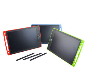 LCD Yazma Tablet Dijital Dijital Taşınabilir 8.5 Inç Çizim Tablet El Yazısı Pedleri Elektronik Tablet Kurulu Yetişkinler Çocuklar Çocuklar için DHL