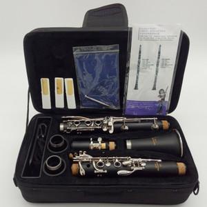 Yamaha Intermediate Öğrenci Bb Clarinets CL-255 Aksesuarları Ile 17 Anahtar Profesyonel Öğrenci Modeli Bakalit