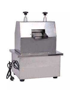 MEW 2018 Yüksek verimlilik masa / masa tipi gıda sıhhi paslanmaz çelik elektrikli şeker kamışı sıkacağı makinesi ücretsiz kargo ile