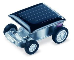 Venta al por mayor- LeadingStar Solar Car - El más pequeño del mundo con energía solar Educativo, Solar Powered Toy zk25