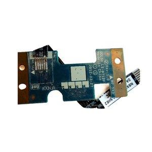 Оригинал для HP Envy M6 M6-1000 ноутбук кнопка питания платы с кабелем LS-8712P