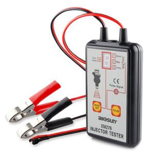 Allsun EM276 Professional Injector Tester Iniettore di carburante 4 Modalità di pluasione Tester Potente strumento di scansione del sistema di alimentazione