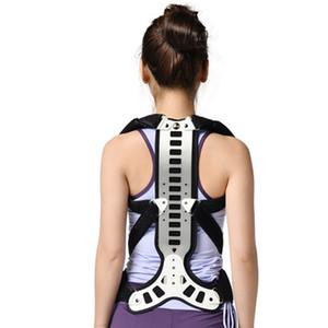 Corrección de alta calidad Soporte de postura jorobada Terapia columna lumbar apoyo de la ayuda de la cintura rígido alivio del dolor Hernia de disco lumbar Cuidado