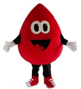 انخفاض الدم الحمراء التميمة حلي كارتون تنكرية كرنفال حلي مجموعات أنيمي التميمة