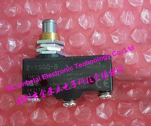 100 % 신규 및 오리지널 Z-15GQ-B OMRON 기본 스위치 리미트 스위치 마이크로 스위치