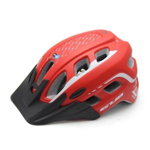 Mountain Bike Helmet Cycling Helmet Professional Ultralight Integrally-molded 19 Air Vents Bicycle Helmet