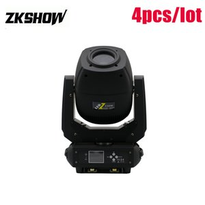 80% Discount 230W LED Moving Head Spot With Zoom Night Club Lights DMX DJ Disco Party Wedding Stage Lighting Effect Free Shipping