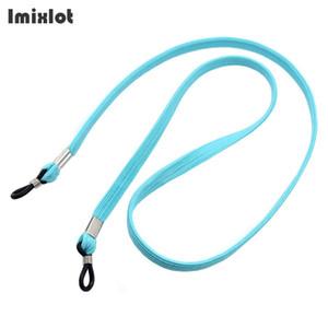 65 cm Brillengläser Anti Slip Strap Stretchy Neck Cord Outdoor Sportbrillen String Sonnenbrille Seil Band Halter