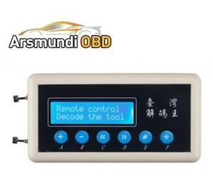 315 MHz Télécommande clé de voiture sans fil à distance clé / code scanner Détecter recevoir copie voiture télécommande signal Code Scanner Détecter