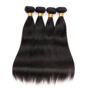 Wholesale cuticle aligned hair Brazilian Virgin mink Hair Extensions Weft marley Peruvian Malaysian sew in hair extensions for black women