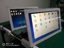 13.3inch 14.0inch LCD 디지털 간판 포토 프레임 adverising 디스플레이 벽 마운트
