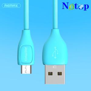 Original Remax Cable USB Cable de sincronización de datos de carga rápida con paquete al por menor para Type-c Samsung android