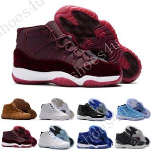 11 zapatos de baloncesto para hombre Bred Citrus Concord Bred Georgetown GS Sneakers Designer XI 11s para hombres con caja Entrega rápida