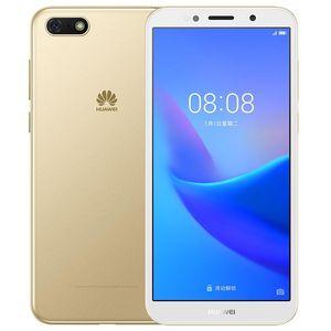 "Teléfono celular original Huawei Enjoy 8E Lite 4G LTE 2GB RAM 32GB ROM MT6739 Quad Core Android 5.45 ""Pantalla completa 13.0MP OTA Teléfono móvil inteligente"