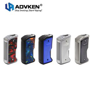 Originale Aspire Feedbox Squonk MOD con 7ml Squeeze Bottle MECH MOD No 18650 Batteria TO US