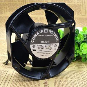 For original US Comorton COMAIR 230VAC 172MMX55MM MA77B3 aluminum frame AC fan