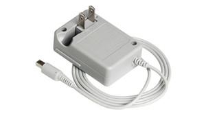 US 2-Pin Plug New Wall Adaptateur secteur pour Nintendo NDSI / 2DS / 3DS / 3DSXL / NOUVELLE 3DS / NOUVEAU / LL XL 3DS Adaptateur secteur CA récent