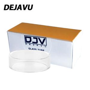 DEJAVU RDTA Remplacement Tube En Verre 2 ml Pour DJV RDTA E-cig Accessoires De Haute Qualité Pièces De Rechange