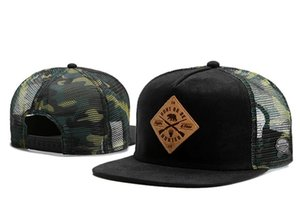 Cayler & Sons HUHT OR BE HUHTED mesh camo baseball caps Casual Outdoor sports casquette snapback hats cap for men women wholesale