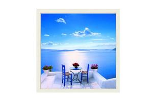 Seaside Chair 5D Diamond Mosaic Crafts Pintura diamante Punto de cruz Resina Piedras del Strass Bordado Diamante Cuadrado Completo
